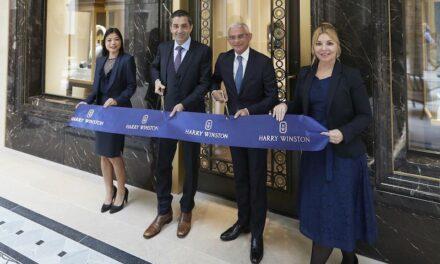 Nouvelle adresse pour Harry Winston à Monaco