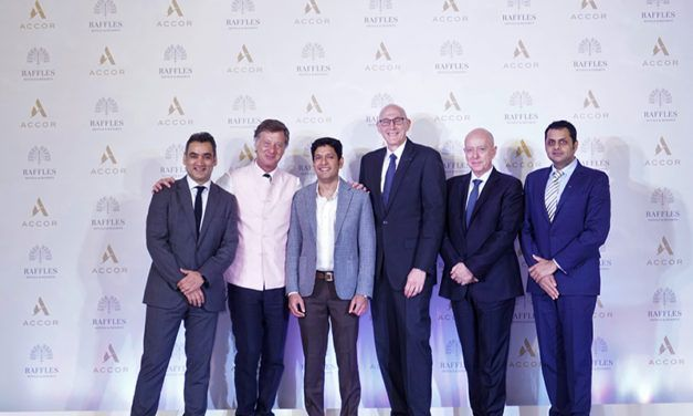 Accor : Raffles s'implante en Inde