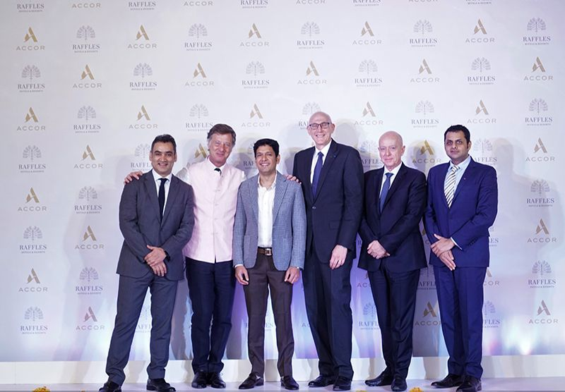 Accor : Raffles s'implante en Inde