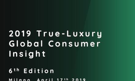 Sixième édition du rapportThe True Luxury Global Consumer Insight