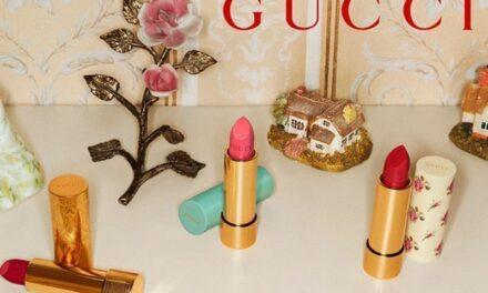 Gucci relance sa ligne de maquillage