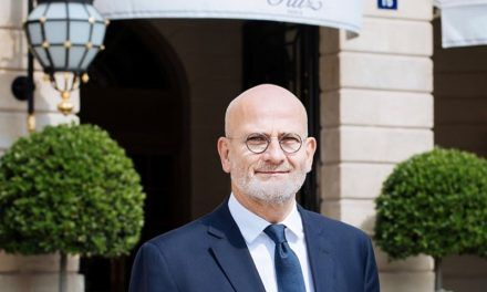 Marc Raffray prend la direction générale du Ritz Paris