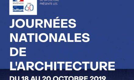Quatrième édition des journées nationales de l'architecture