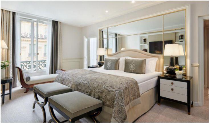 suite the pearl intercontinental Paris le grand