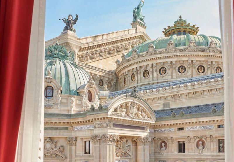 Relooking pour l'InterContinental Paris Le Grand