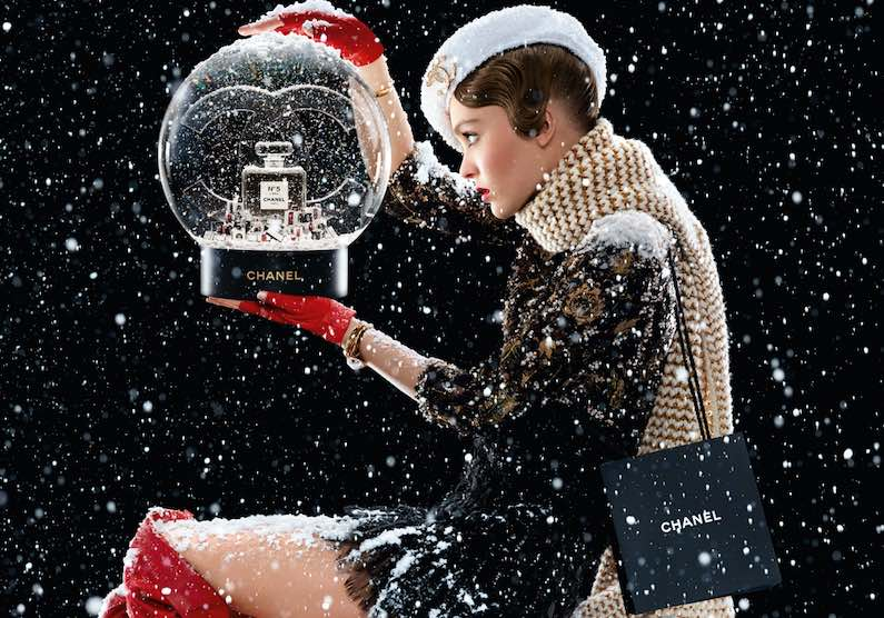 Nouveau clip pour le parfum Chanel N°5, l'Eau
