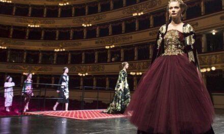 Dolce & Gabbana redonne ses lettres de noblesse à la Haute Couture