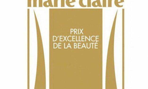 Marie Claire : Prix d'excellence de la beauté 2020