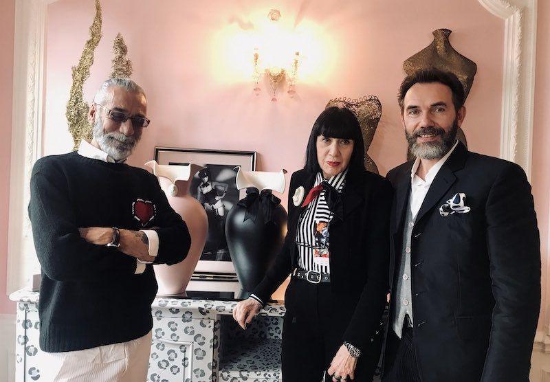 Chantal Thomass x Rometti : l'art de la céramique