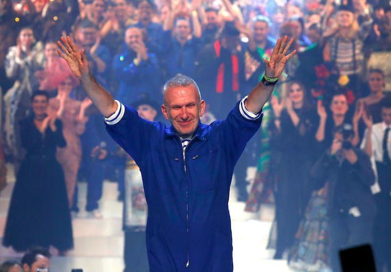 Jean Paul Gaultier présente son nouveau concept Couture