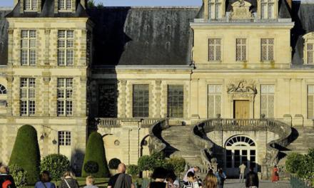 Le Château de Fontainebleau fait peau neuve en 2021