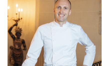Un nouveau chef pour le restaurant Taillevent